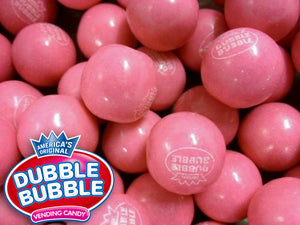 CONCORD DUBBLE BUBBLE PINK LEMONADE GUMBALLS - 850 COUNT