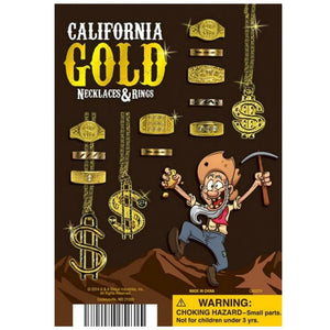 "1"" CALIFORNIA GOLD - 250 COUNT"