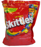 SKITTLES CANDY 54 oz