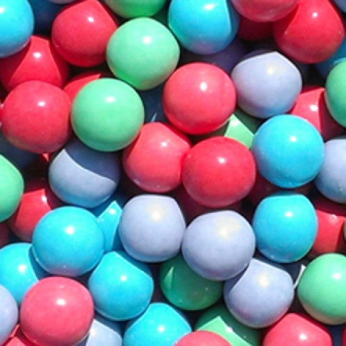 OAKLEAF SOUR COTTON CANDY GUMBALLS  - SPECIAL ORDER