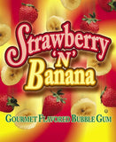 OAKLEAF STRAWBERRY BANANA
