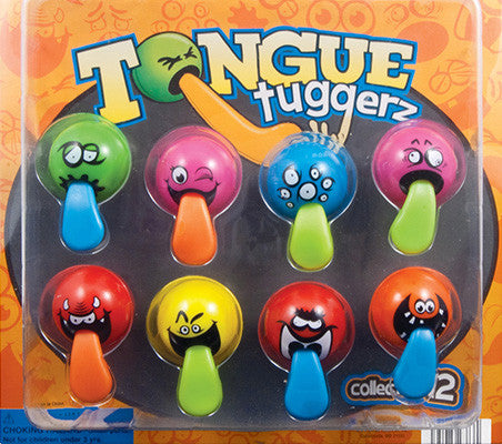 "2"" TONGUE TUGGERZ - 250 COUNT"