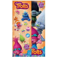 DREAMWORKS TROLLS DISPLAY