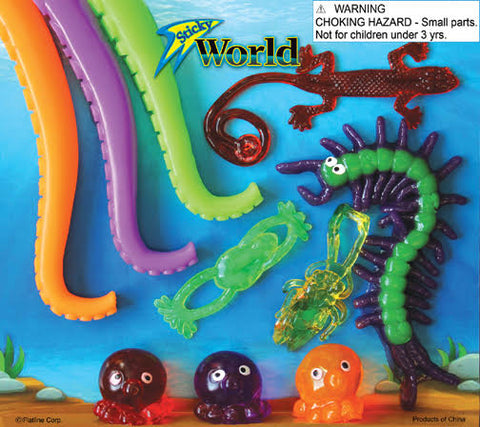 "2"" STICKY WORLD - 250 COUNT"