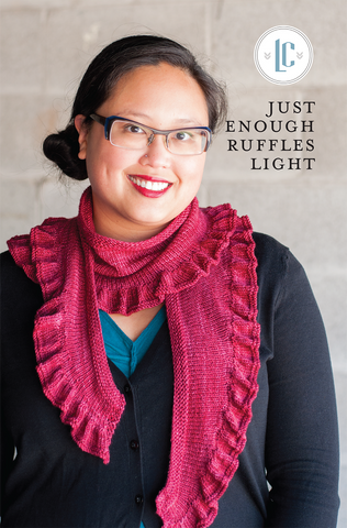 Just Enough Ruffles Light — Laura Chau