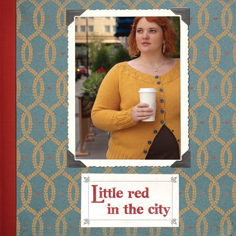 Little Red in the City — Ysolda