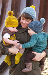 Bumble Beanie — Tin Can Knits