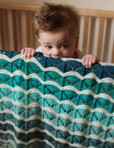 Bounce Blanket — Tin Can Knits