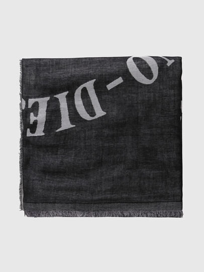 Diesel smokia scarf in black
