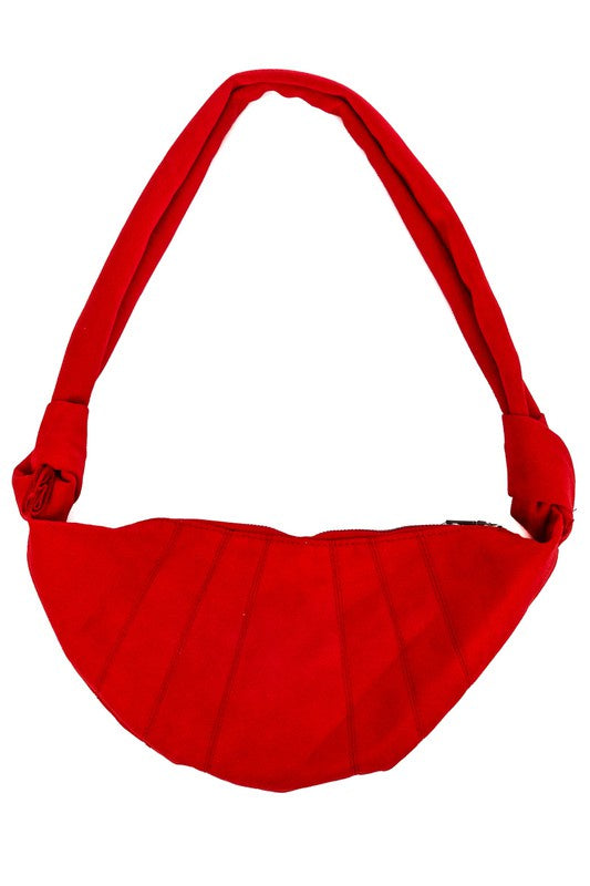 Soft Half Moon Fashion Bag