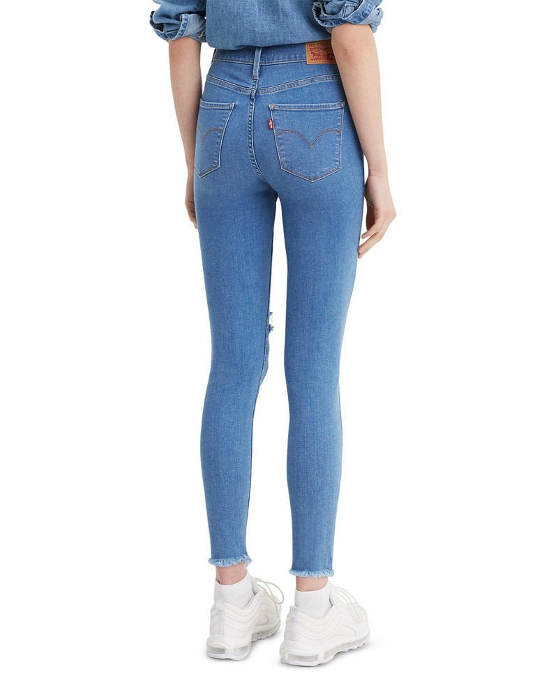 LEVIS Women's 720 High-Rise Super-Skinny Jeans