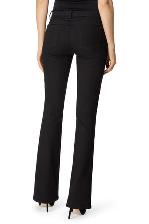 J Brand Sallie Mid-Rise Boot Cut In Photo Ready Vanity