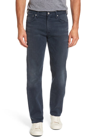 straight, mens denim, denim, citizens, faded