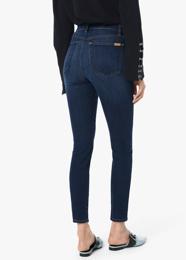 joes, joe jeans, joe denim, womens denim, denim, joes womens denim, skinny fit, mid rise, skinny, dark wash, women, charlie ankle
