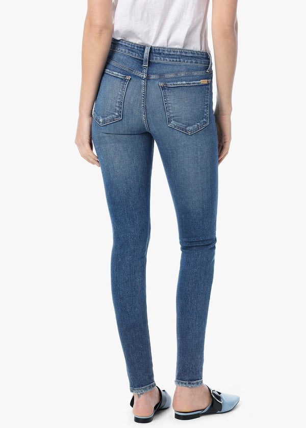 joes, joe jeans, joe denim, womens denim, denim, joes womens denim, skinny fit, mid rise, skinny, icon ankle, women, georgina