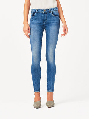 Dl-1961 Florence Mid-Rise Instaculpt Skinny In Florence