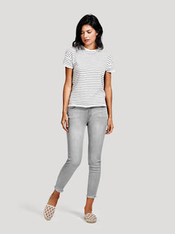 DL, dl denim, denim, womens denim, womens, mid rise, skinny, jade, legendary, grey