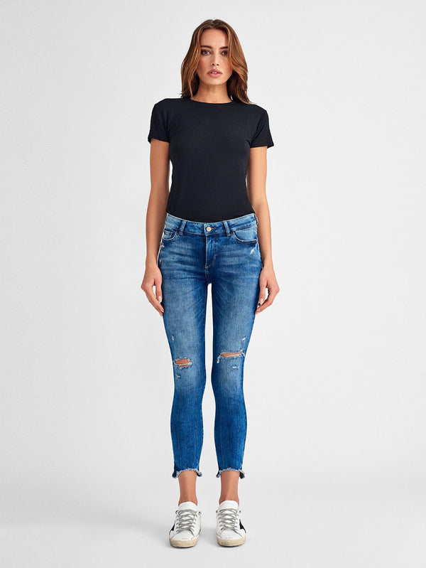 DL, dl denim, denim, womens denim, womens, skinny, rips