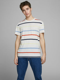 JACK&JONES STRIPED T-SHIRT