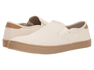 slip on, toms, sneakers, canvas, mens