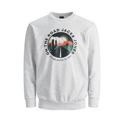 JORSOUVENIR SWEAT CREW NECK