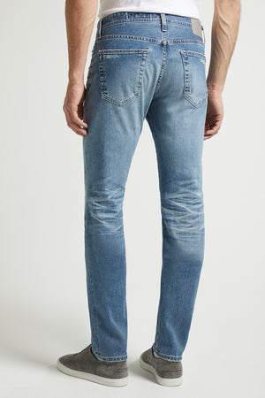 mens, denim, agjeans, lightwash