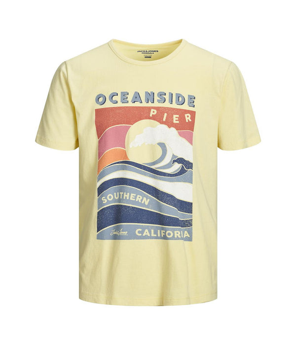 Jack & Jones Men'S Graphic Tee Shirt