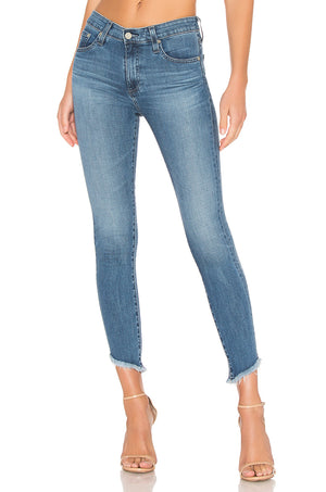 AG Adriano Goldschmied The Farrah High-Rise Skinny Ankle Skinny Ankle