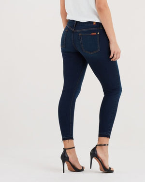 Seven for All Mankind Ankle Skinny BRTR