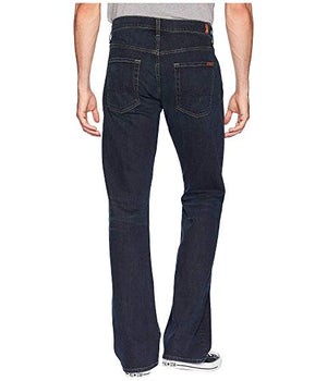 sevens, seven for all mankind, mens denim, sevens denim, denim, mens, luxe performance, 7s, straight, dark wash