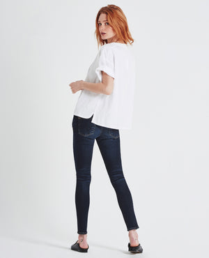 women, agdenim, cropped ankle, skinny, denim