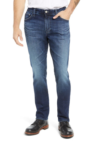 The Everett Slim Straight Jeans