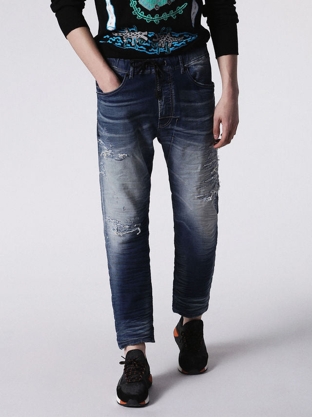 Diesel Narrot-NE Sweat Jeans
