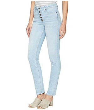 Paige Hoxton Ankle Peg High Rise Ankle Skinny Denim