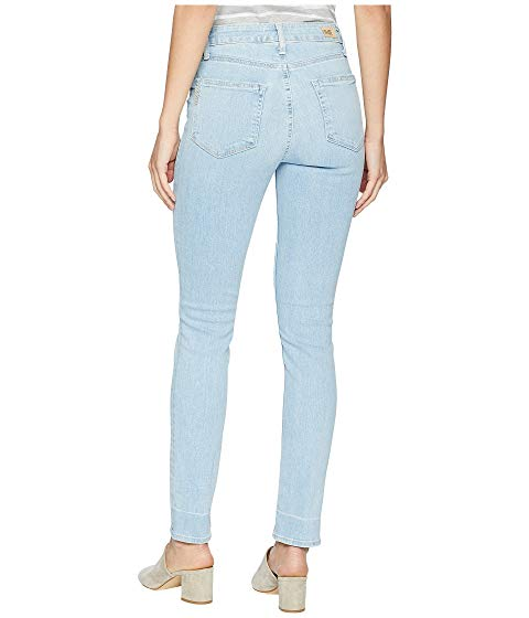 paige denim, paige, womens denim, denim, skinny, light wash, ankle, high rise, fray, paige, womens denim, women