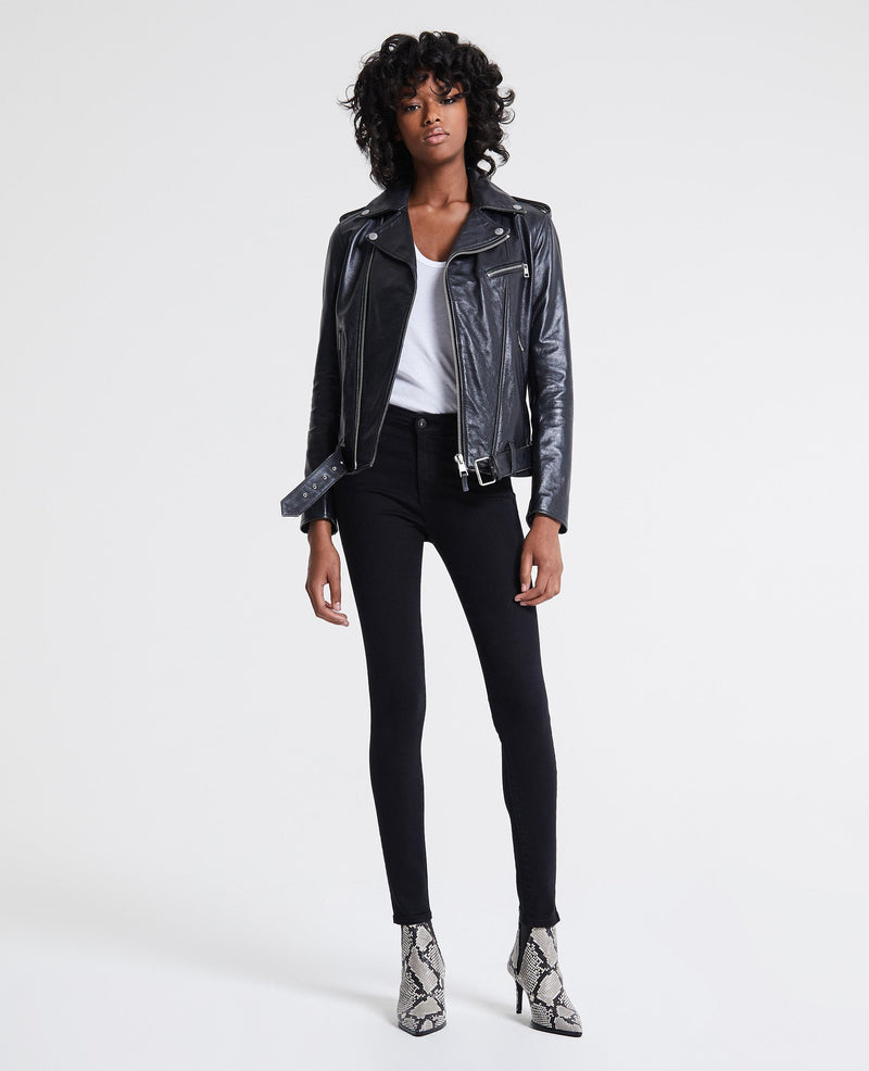 agdenim, farrah, skinny, black, women