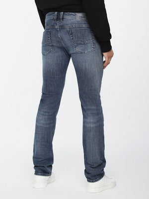 diesel denim, men, denim, diesel men, straight, blue, stretch