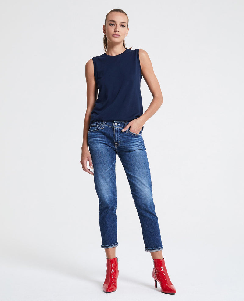 AG Adriano Goldschmied The Ex-Boyfriend Slim Slouchy Slim AG-ED Denim
