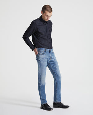 AG Adriano Goldschmied The Tellis Modern Slim Blue
