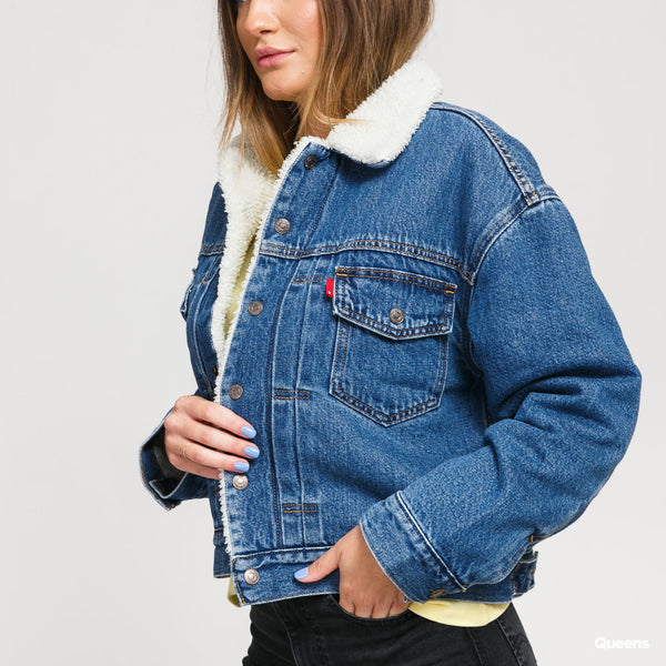 LEVIS New Heritage Sherpa Jacket