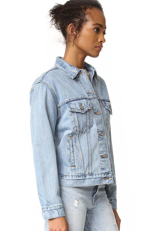EX BOYFRIEND TRUCKER JACKET