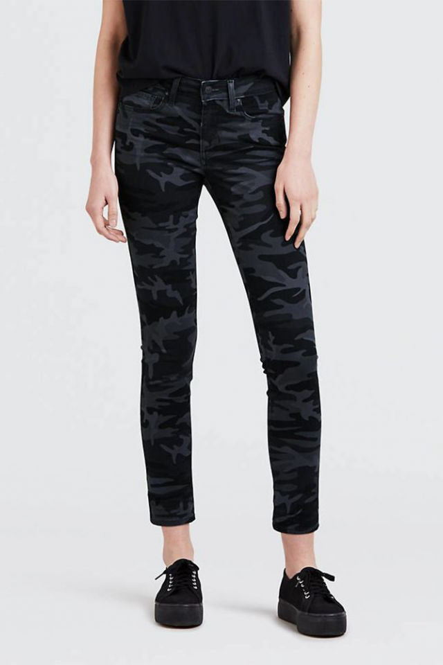 LEVI'S 711 SKINNY ANKLE