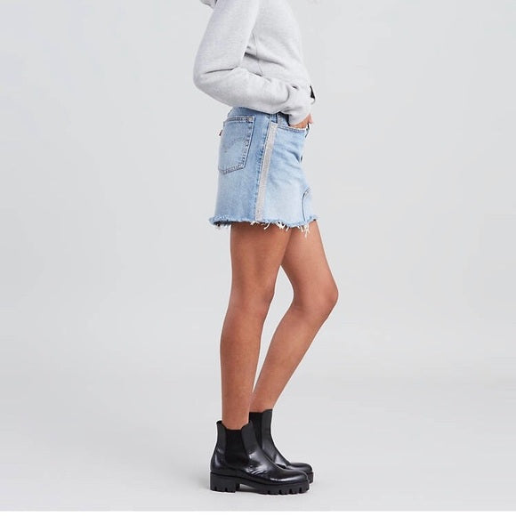 Levi's Bling Denim Skirt