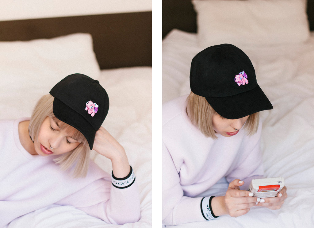 "LA TI GO ""Pinkemon"" Lookbook"