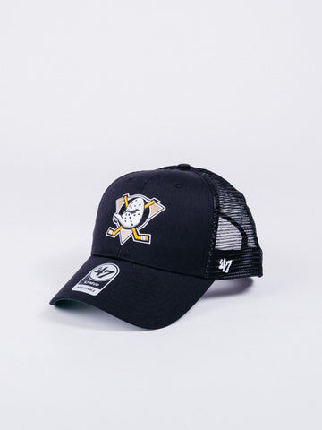47 BRAND MVP Anaheim Ducks Adjustable Hat Black