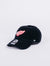 47 brand red wings dad hat visera curva negro