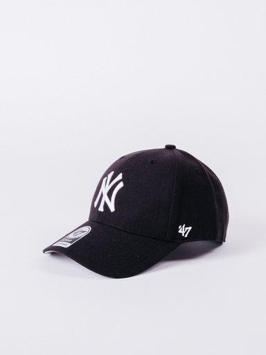 gorra NY NEW YORK YANKEES NEGRA LOGO BLANCO
