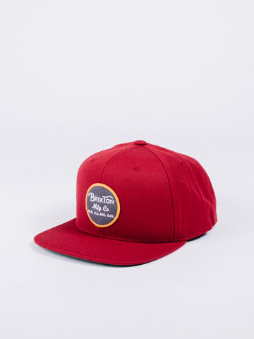 NEW ERA 9FIFTY CHICAGO BULLS RED/BLACK SNAPBACK YOUTH / CHILD & INFANT (NIÑO Y BEBÉ)