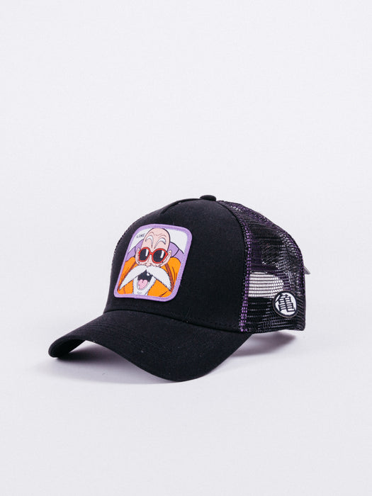 Dragon Ball Z Kame Sennin Trucker Black
