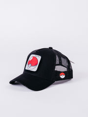 Pokemon Pokeball Trucker Black